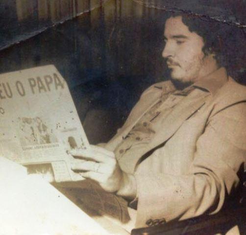 Júlio Pereira foi o fundador do Jornal do Dia