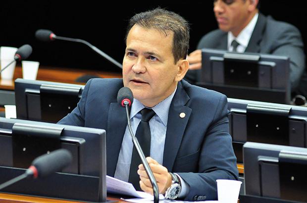 Deputado federal Marcos Reátegui: