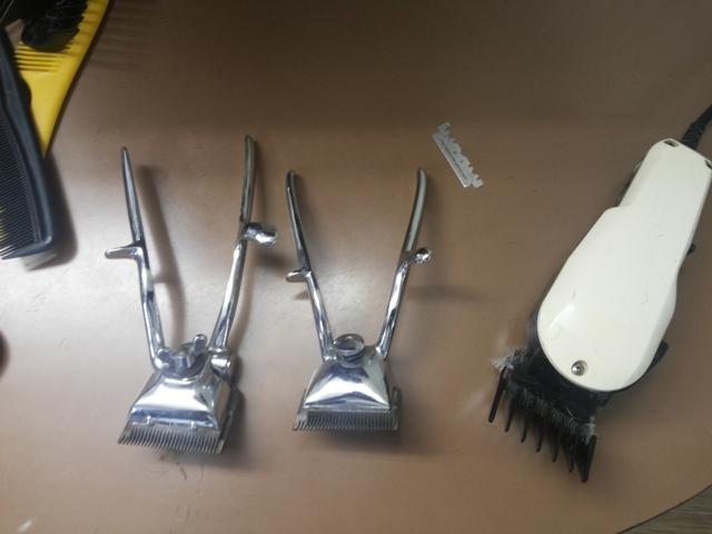 Maquinas de cortar cabelo