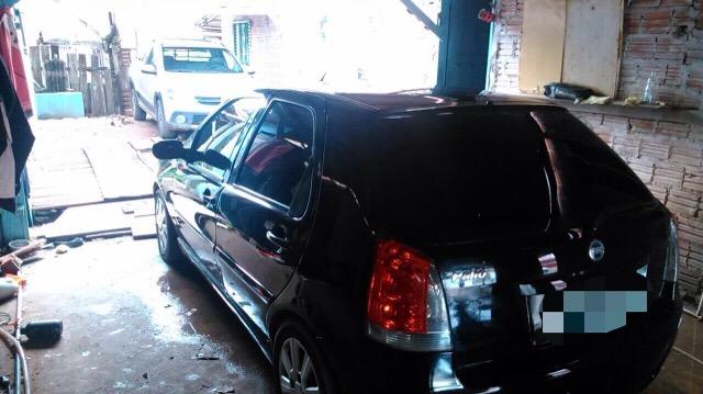Segundo a polícia, veículos seriam enviados para outras cidades e usados na prática de crimes