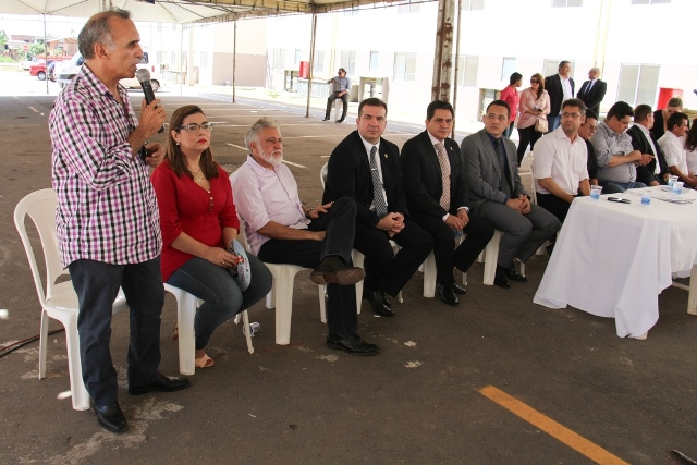 Presidente do Instituto Memorial Amapá, Walter Júnior: apoio essencial para a história da cidade