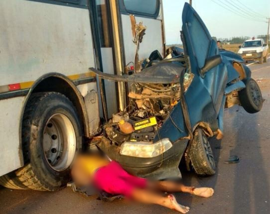 policia acidente capa