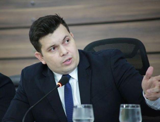 presidente Acácio Favacho. Foto: Rosivaldo Nascimento
