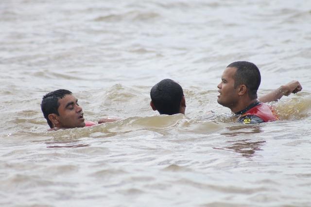 Parte mais distante e arriscada do Amazonas também foi palco de treinamento