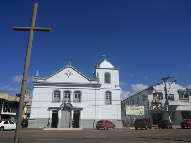 Igreja de São José será ponto de largada da corrida. Foto: arquivo/SELESNAFES