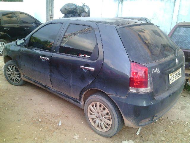 Carro usado por Samir nas negociações