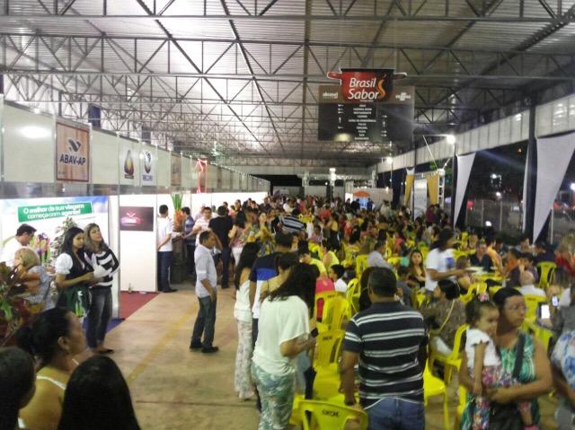 Mais de 20 mil pessoas passaram pelo festival, estima PM e organização do evento