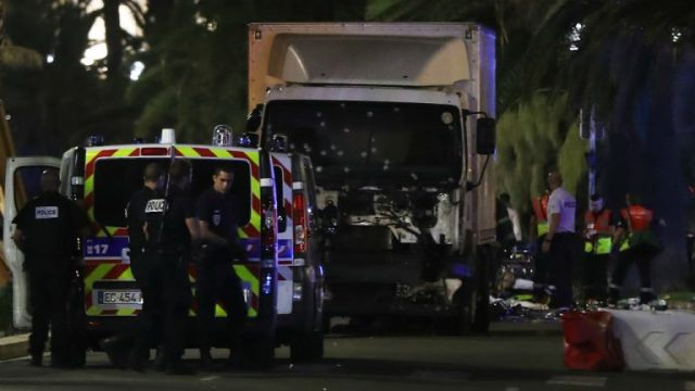 Motorista do caminhão foi alvejado com tiros. Foto: Isto é