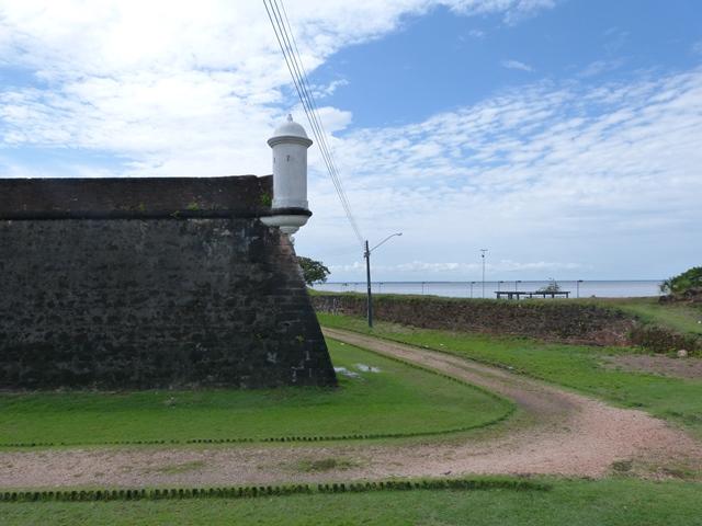 Eventos na Fortaleza são limitados e dependem de autorização do Iphan. Fotos: Cássia Lima