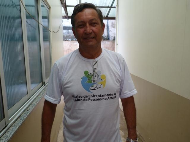 Francisco Kato, coordenador do