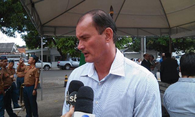 """Gastão Calandrini, secretário de Segurança Pública: """""""