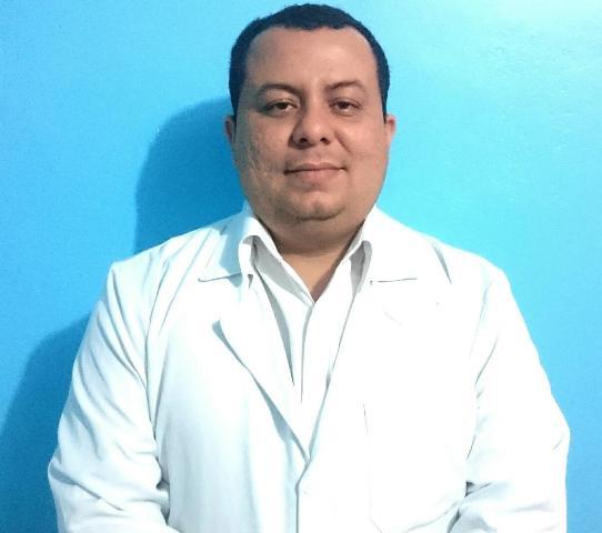 """Enfermeiro Junior Marques, coordenador do curso: """"No Amapá é grande a carência desse tipo de profissional"""". Foto: Valdeí Balieiro"""