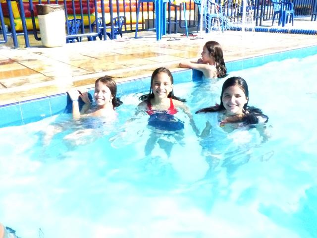 Programação inclui atividades na piscina