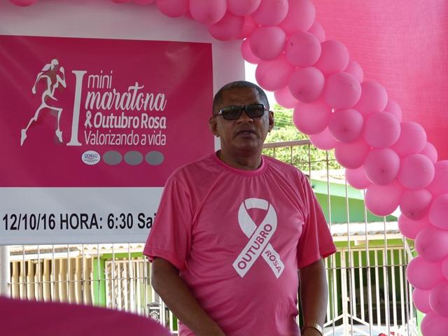 Padre Paulo, coordenador do Ijoma. Fotos: Cássia Lima