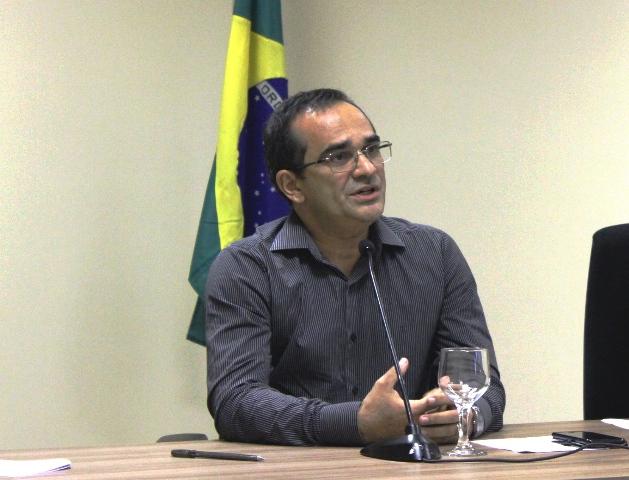 Promotor de Justiça Marcelo Moreira. Foto: Divulgação/Ascom MP-AP