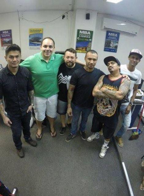 contou com a participação de tatuadores do Amapá e Pará. Fotos: Divulgação