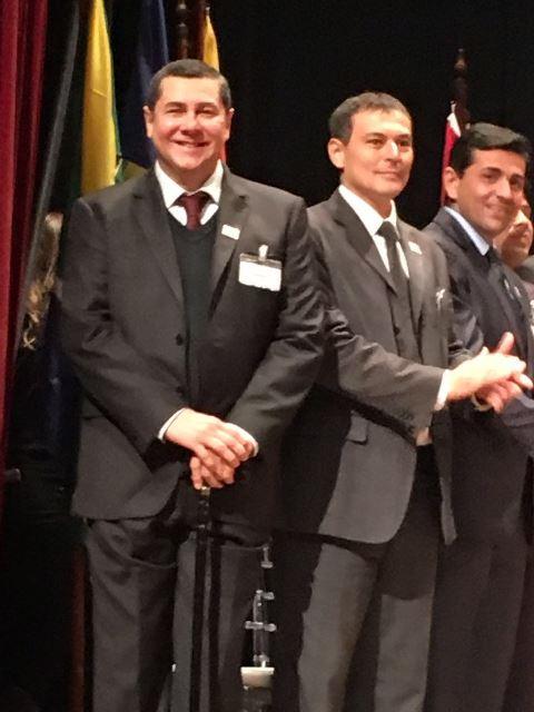 Posso ocorreu durante seminário em Curitiba (PR)