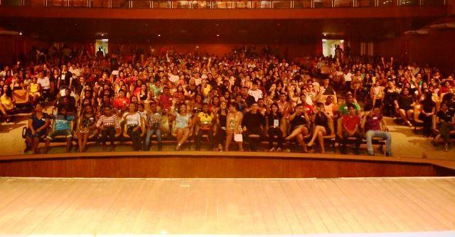 Mais de 600 pessoas participaram dos cursos