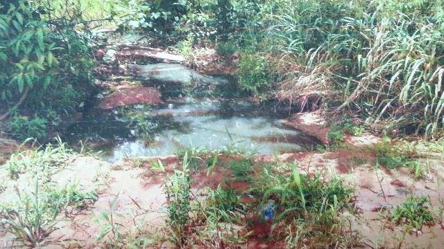 Até atingir o 'Lago do Beija'. Fotos cedidas pela Dema
