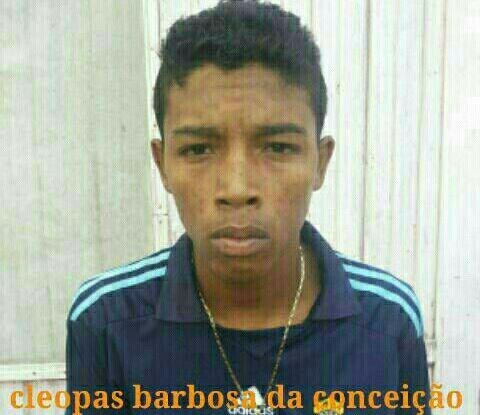 Cléo era procurado por latrocínio, tentativa de homicídio, roubo e furto. Foto: Arquivo policial