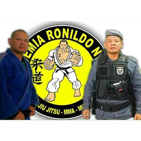 Ronildo Nobre é subtenente da PM em Santana, e conhecido pelos projetos sociais. Fotos: Divulgação