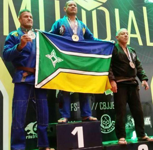 Ronildo Nobre passou na seletiva que definiu os finalistas do mundial