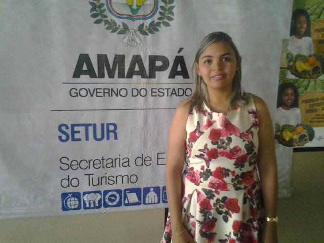 Cíntia Lamarão, secretária da Setur:
