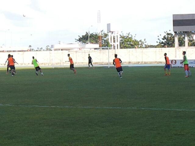 Futebol é uma das modalidades oferecidas pelo programa