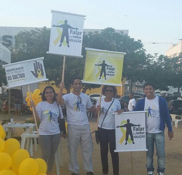 CVV promove atividades no AP e recruta voluntários. Foto: arquivo/SELESNAFES.COM