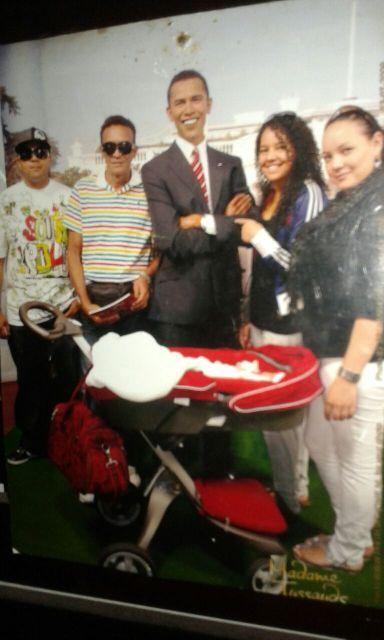 Francisco e a família de Belém