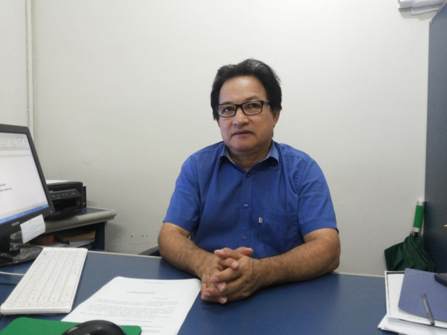"""João Batista Gomes, diretor técnico da Caesa: """""""