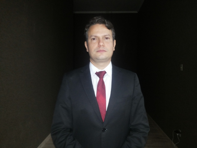 Promotor Ricardo Crispino, Fotos: Cássia Lima