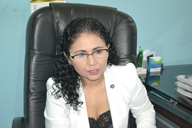 Delegada Geral de Polícia do Amapá, Lourdes Sousa: com cadastro reserva vagas podem dobrar. Foto: Arquivo/SELESNAFES.COM