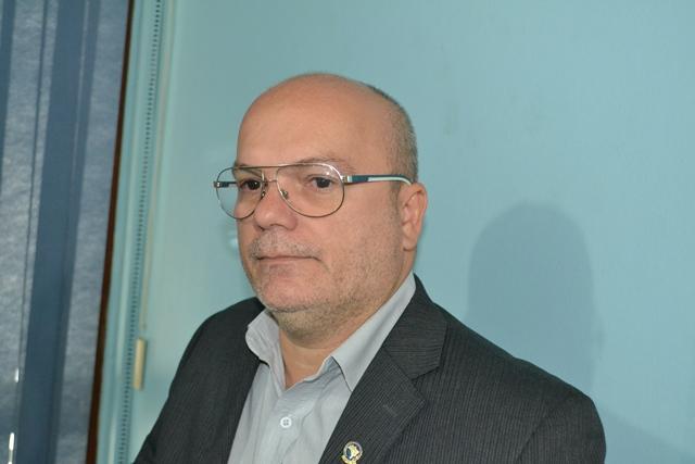 Delegado Uberlândio Gomes: transferência de urgência. Foto: Seles Nafes