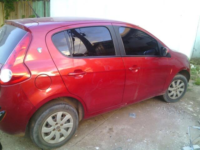 Carro usado pelo grupo
