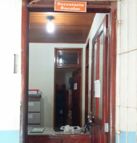 lugar de onde levaram os computadores na escola Maria Cavalcante
