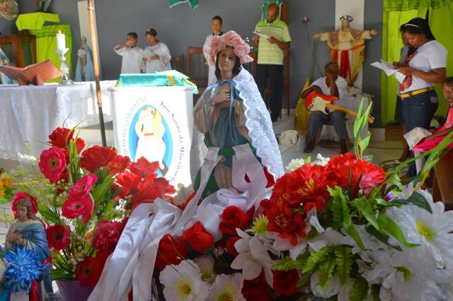 Nossa Senhora da Assunção. Fotos: Gabriel Penha