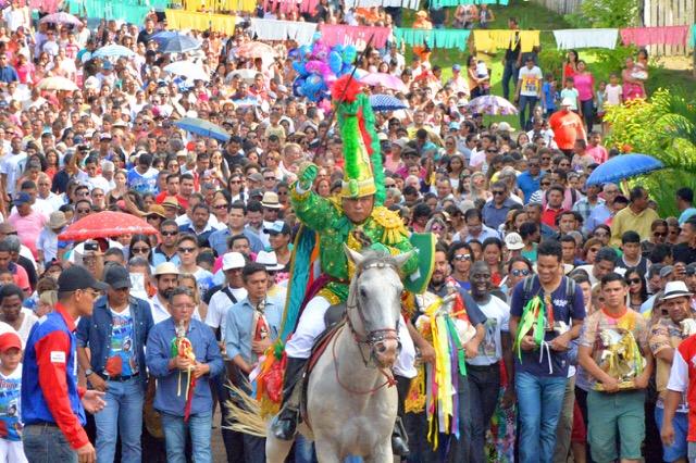 Festa é realizada há mais de dois séculos no Amapá. Fotos: Gabriel Penha