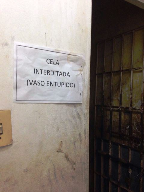 Condições sanitárias inapropriadas