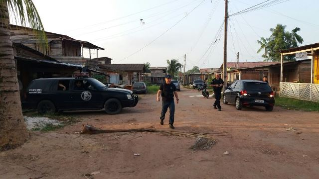 Outros mandados foram cumpridos também para casos de tentativa de homicídio