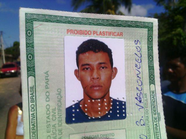 Jocenildo Vasconcelos: morte a caminho do trabalho. Fotos: Olho de Boto
