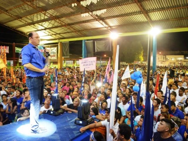 Convenção do PT confirmou Robson Rocha na disputa pela reeleição