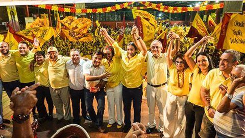 Ruy Smith e a família Capiberibe: por enquanto PSB sairá sem alianças