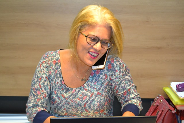 Gerente comercial da Você Telecom, Marsylla Tavares: novas promoções