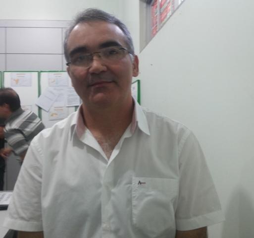 Diretor do Lacen no Amapá, Nahon Galeno. Mulheres gestantes e com filhos recém-nascidos poderão fazer o exame.