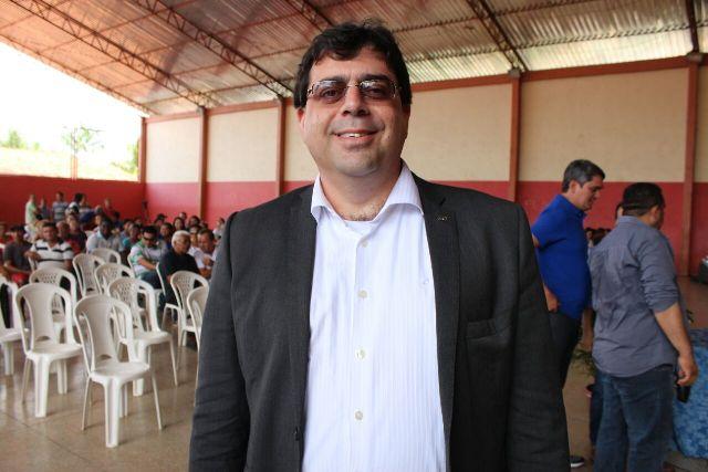 Diretor de Infraestrutura Aquaviária do DNIT, Erick Moura de Medeiros