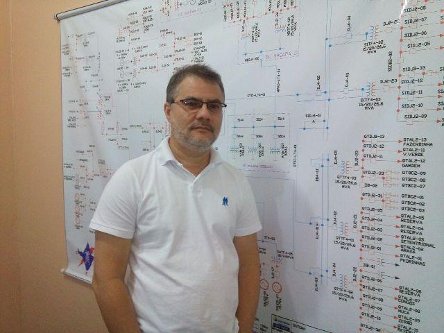 Luis Eugênio, diretor de Operações da CEA. Foto: André Silva