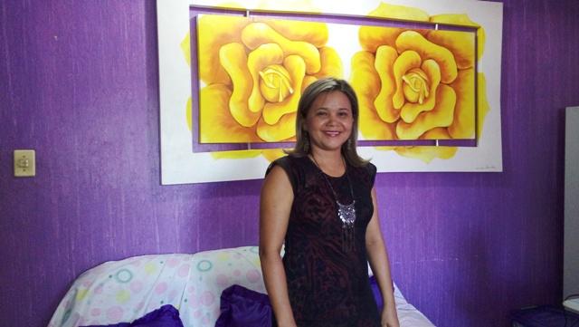 Renata Apostolo, coordenadora do Cram