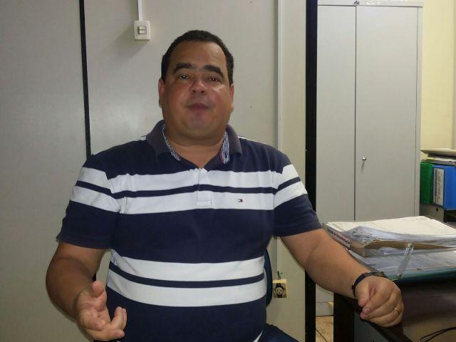 Secretário-adjunto da secretaria de infraestrutura, Marcos Jucá. Foto: Cássia Lima