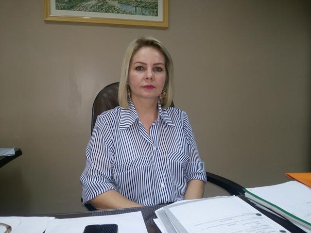 Promotora Andréa Guedes: crime iniciou em Macapá. Foto: Arquivo